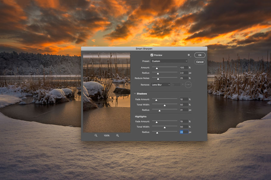 Три способа разглаживания пиксельных лесенок в Фотошопе