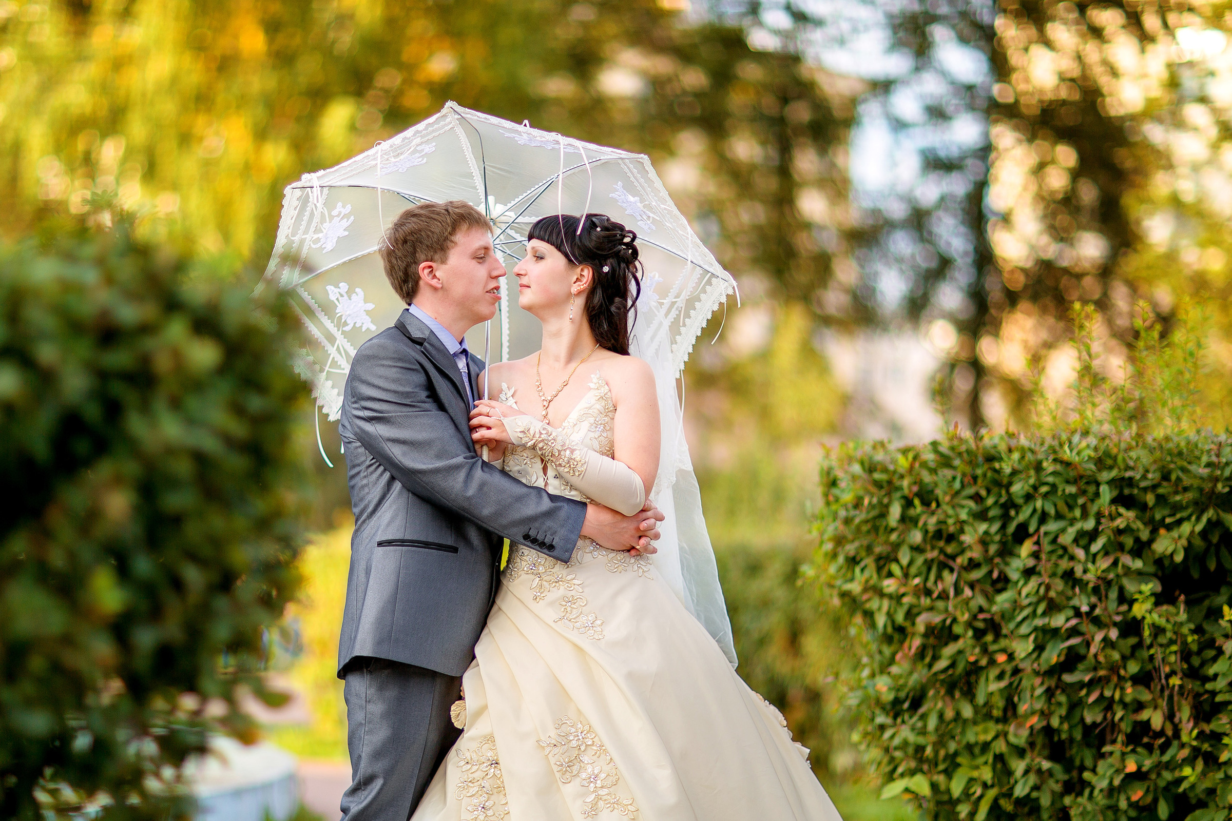 Фильтры для свадебного фото