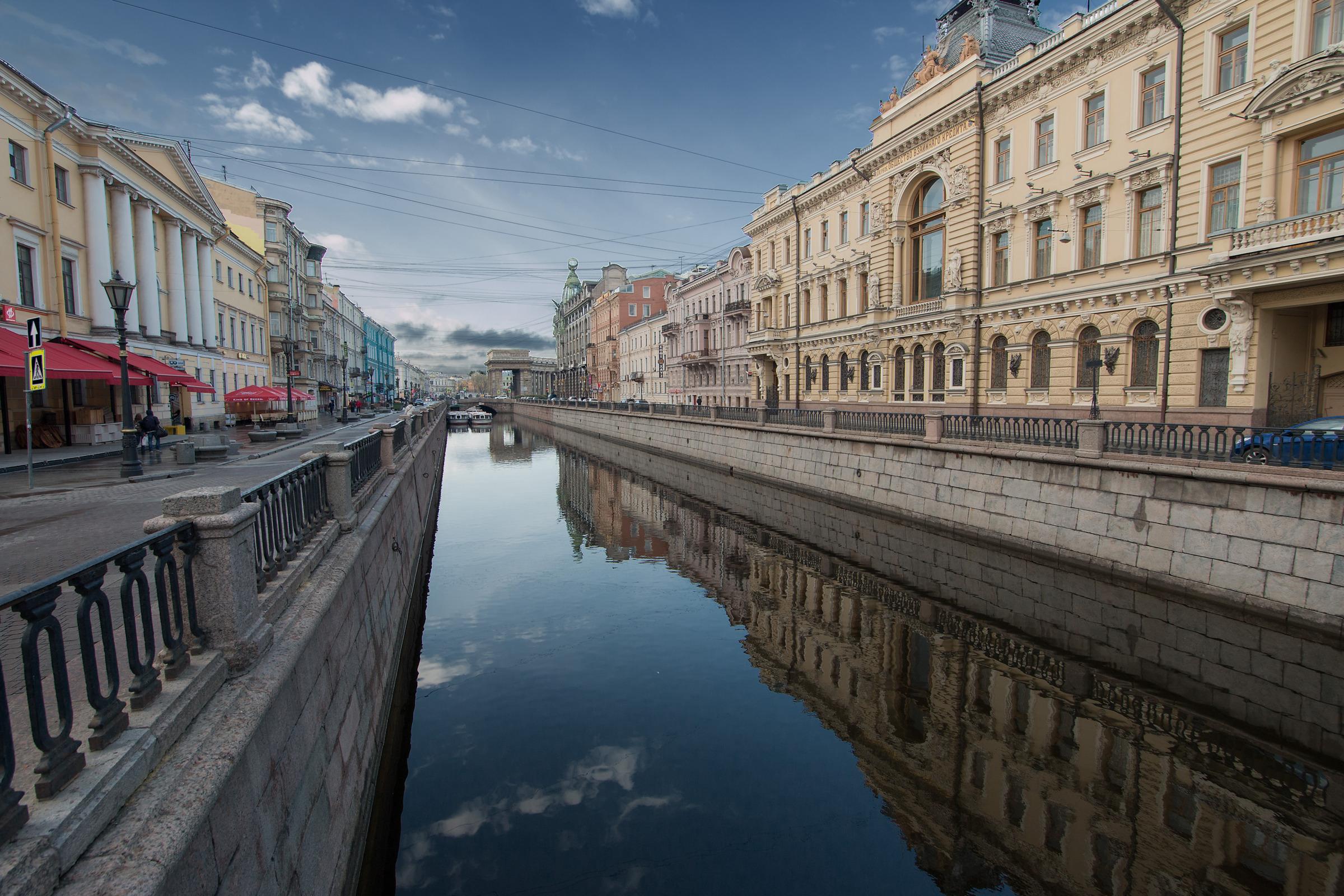 любительские фото петербурга - 7