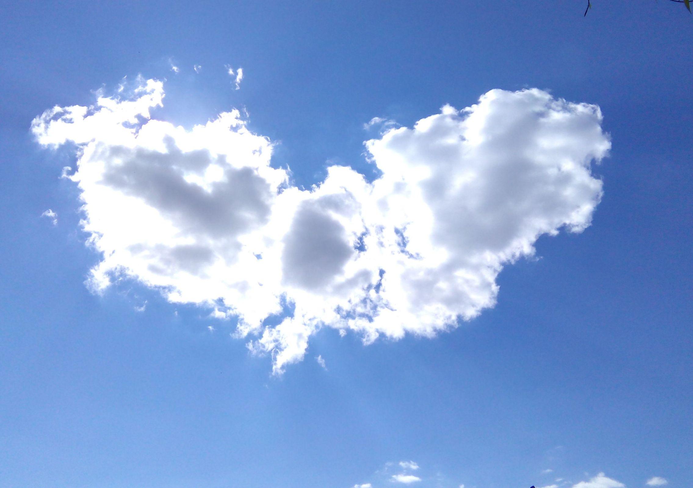 этого картинки мелкие облака залы